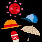 日焼け止めアイテム色々!斬新かつ便利な日焼け止め・UVアイテム